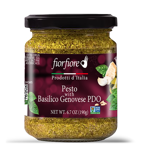 Pesto with PDO Basil 190 g (6.7 OZ)