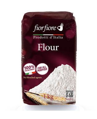 All purpose unbleached flour 1 Kg (35 OZ)