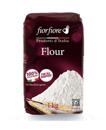 [US2000063] All purpose unbleached flour 1 Kg (35 OZ)