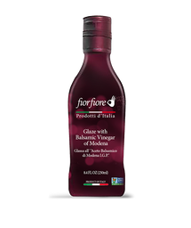 [US2000019] Balsamic Vinegar of Modena Glaze without caramel 250 ml (8.4 OZ)