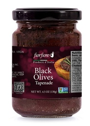 [US2000064] Black Olive Tapenade 130 g (4.5 OZ)