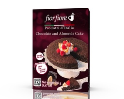 [US2000058] Chocolate and Almond Cake Mix 240 g (8.4 OZ)