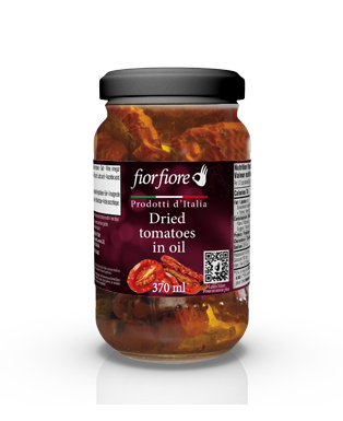 Dried Tomatoes in Oil 370ml (12.5 OZ)
