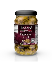 [US2000072] Eggplant Fillets in Oil 370 ml (12.5 OZ)